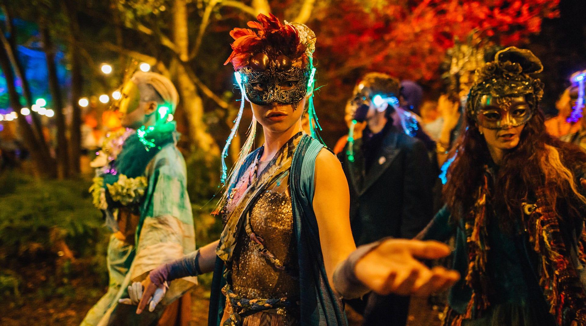 Amazon Music Secret Forest Party