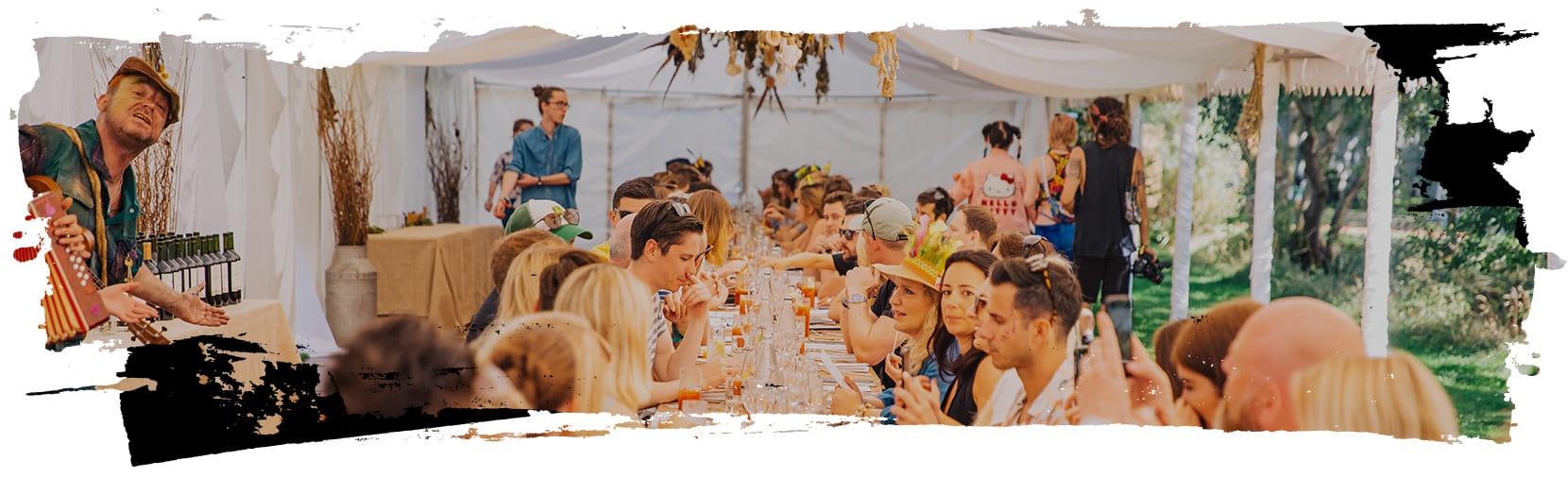 Tribal Banquets