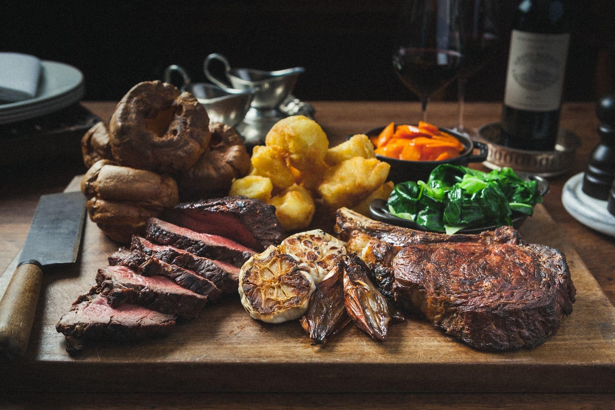 Best Street Food Restaurants London
