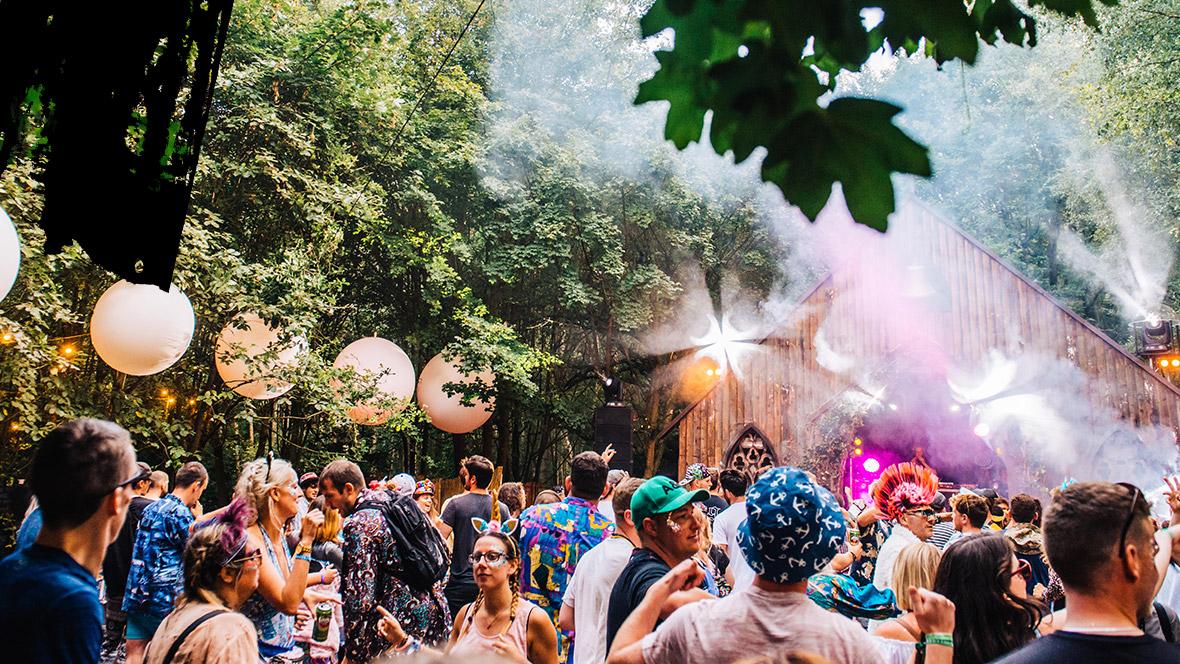 Lost Village wins Best Small Festival